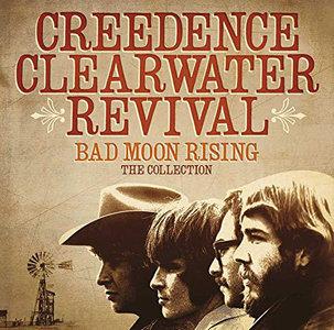 CREEDENCE CLEARWATER REVIVAL - BAD MOON RISING (Vinyl LP)