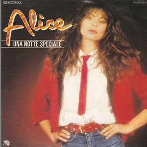 Alice   - Una Notte Speciale + Senza Cornice (Vinylsingle)