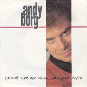 Andy Borg - Einmal Wird Der Wind Sich Wieder Drehn + Blauer Horizont (Vinylsingle)
