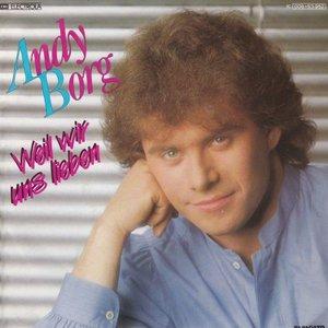 Andy Borg - Weil wir uns lieben + Komm heim zu mir (Vinylsingle)