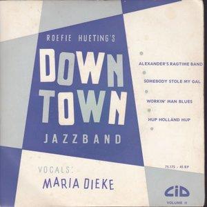 Down Town Jazzband - Volume 3 (Vinylsingle)