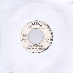 Insiders - You've got me humming + Rumah budjang (Vinylsingle)