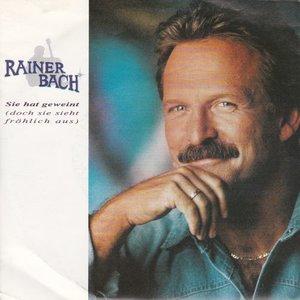 Rainer Bach - Sie hat geweint + Kleine frau (Vinylsingle)