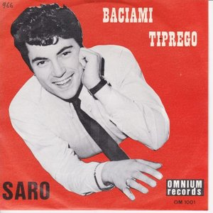 Saro - Bacimo + Tiprego (Vinylsingle)