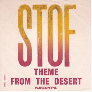 Stof - Theme from the desert + Night flight (Vinylsingle)