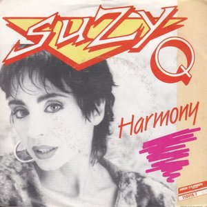 Suzy - Harmony + Computer music (Vinylsingle)