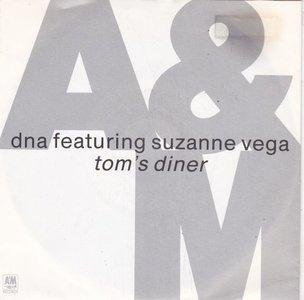 Suzanne Vega - Tom's dinner + (A-capella) (Vinylsingle)
