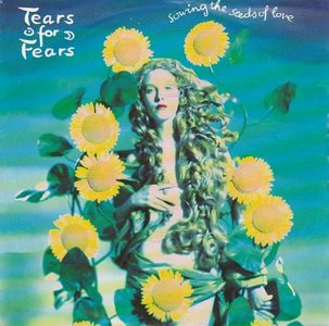 Tears for Fears - Sowing the seeds of love + Tears roll down (Vinylsingle)