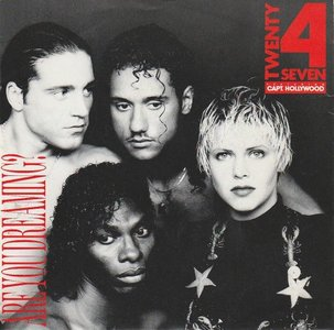 Twenty 4 Seven - Are you dreaming? + (instr.) (Vinylsingle)