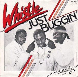 Whistle - Just buggin' + (remix) (Vinylsingle)
