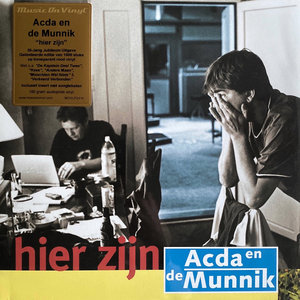 ACDA EN DE MUNNIK - HIER ZIJN -COLOURED- (Vinyl LP)