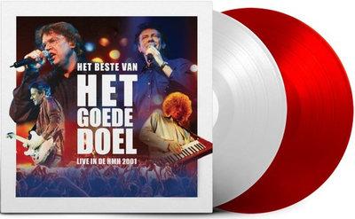 HET GOEDE DOEL - HET BESTE VAN -LIVE IN HMH 2001- (Vinyl LP)