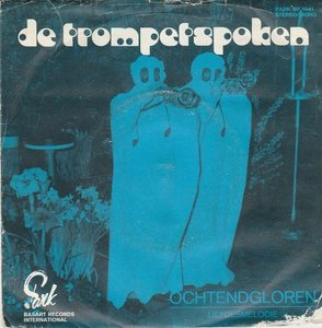 Trompetspoken - Ochtendgloren + Liefdesmelodie (Vinylsingle)