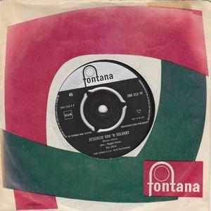 Ria Valk - Afscheid van 'n soldaat + Tommy uit Tennesee (Vinylsingle)