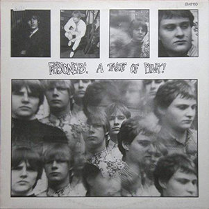 The Prisoners - A Taste Of Pink (Vinyl LP)