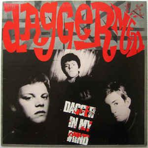 The Daggermen - Dagger In My Mind (Vinyl LP)