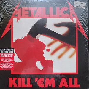 METALLICA - KILL 'EM ALL (Vinyl LP)