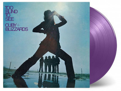 CUBY & THE BLIZZARDS - TOO BLIND TO SEE -COLOURED- (Vinyl LP)