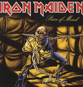 IRON MAIDEN - PIECE OF MIND (Vinyl LP)