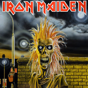 IRON MAIDEN - IRON MAIDEN (Vinyl LP)