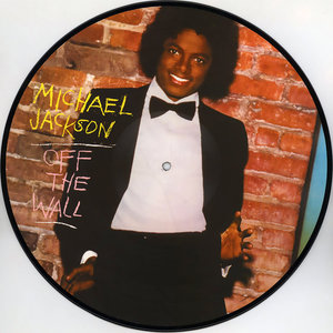 MICHAEL JACKSON - OFF THE WALL -PICTURE DISC- (Vinyl LP)