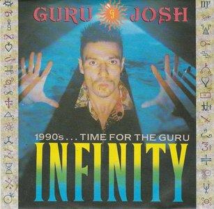 Guru Josh - Infinity + (Saxophone mix) (Vinylsingle)