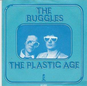 Buggles - The plastic age + The plastic age (Vinylsingle)