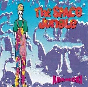 Adamski - Space jungle + 2nd coming (Vinylsingle)