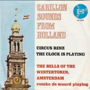 Romke De Waard - Circus Renz + The clock is playing (Vinylsingle)