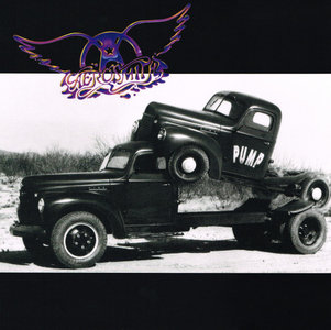 AEROSMITH - PUMP (Vinyl LP)