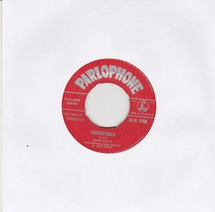 Adam Faith - Lonely Pup (In A Christmas Shop) + Greenfinger (Vinylsingle)