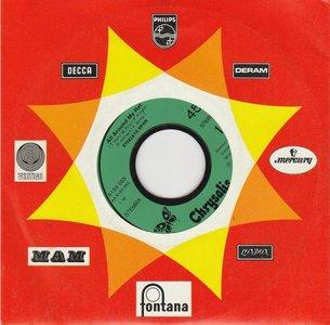 Steeleye Span - All around my hat + Black jack Davy (Vinylsingle)