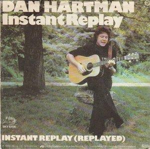 Dan Hartman - Instant replay + (replayed) (Vinylsingle)