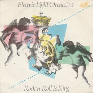 Electric Light Orchestra - Rock 'n' roll is king + After all (Vinylsingle)