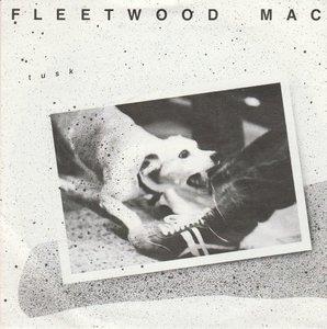 Fleetwood Mac - Tusk + Never make me cry (Vinylsingle)