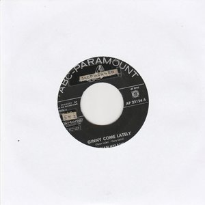 Brian Hyland - Ginny come lately + Should be getting better (Vinylsingle)