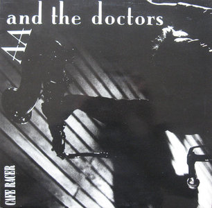 AA & The Doctors - Cafe Racer (Vinyl LP)