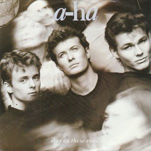 Aha - Stay on these roads + Soft rains of April (Vinylsingle)