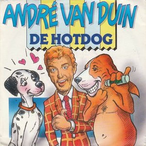 Andre van Duin - De hotdog + Moe kangaroe (Vinylsingle)