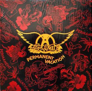 AEROSMITH - PERMANENT VACATION (Vinyl LP)