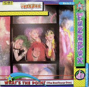 Fuzzbox - What's The Point (Vinyl LP)