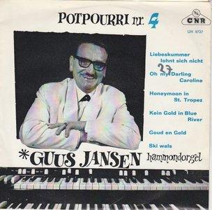 Guus Jansen - Potpourri Nr. 2 (Vinylsingle)