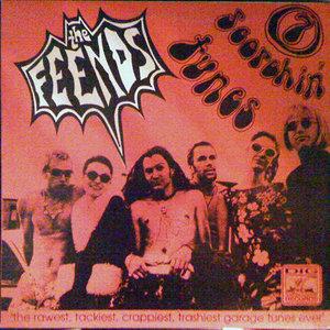 The Feens - 7 Scorchin' Tunes (Vinyl LP)