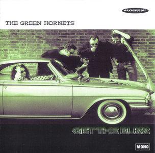 The Green Hornets - Get The Buzz (Vinyl LP)