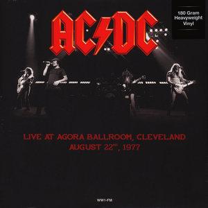 AC/DC - LIVE AT AGORA BALLROOM 1977 -COLOURED- (Vinyl LP)