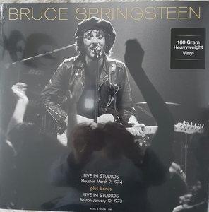 BRUCE SPRINGSTEEN - LIVE IN STUDIO 1974 -COLOURED- (Vinyl LP)