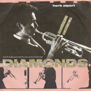 Herb Alpert - Diamonds + African flame (Vinylsingle)