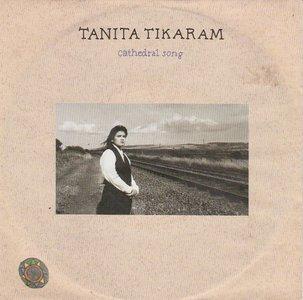 Tanita Tikarim - Cathedral song + Sighing innocents (Vinylsingle)
