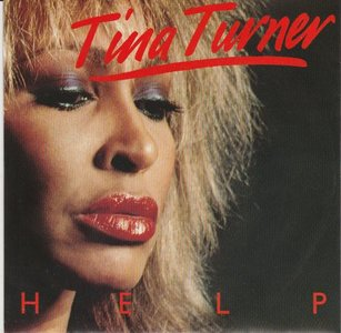 Tina Turner - Help + Rock 'n' roll widow (Vinylsingle)