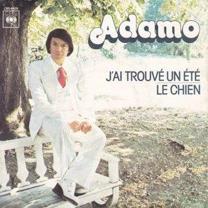 Adamo - J'ai trouve un ete + Le chien (Vinylsingle)